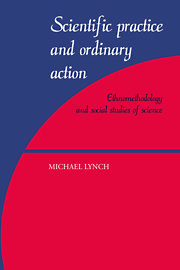 Scientific Practice and Ordinary Action