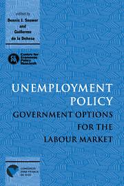 Unemployment Policy