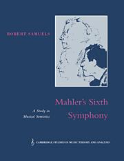 Mahler's Sixth Symphony