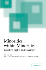 Minorities within Minorities