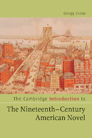 The Cambridge Introduction to The Nineteenth-Century American Novel
