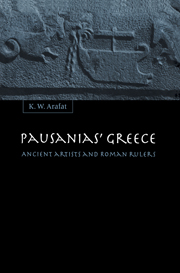 Pausanias' Greece