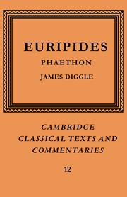 Euripides: Phaethon