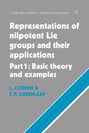 Representations of Nilpotent Lie Groups and their Applications