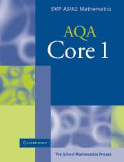 Core 1 for AQA
