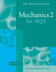Mechanics 2 for AQA