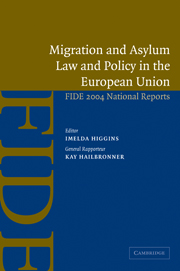 Migration and Asylum Law and Policy in the European Union
