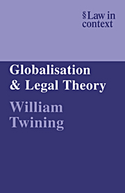 Globalisation and Legal Theory