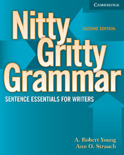 Nitty Gritty Grammar 2nd Edition
