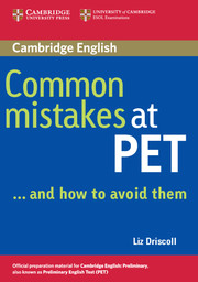Common Mistakes at PET… and How to Avoid Them