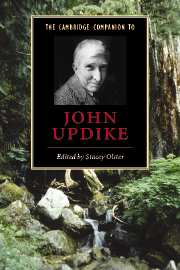 The Cambridge Companion to John Updike