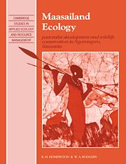 Maasailand Ecology