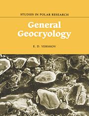 General Geocryology