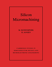 Silicon Micromachining