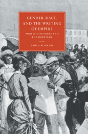 Gender, Race, and the Writing of Empire