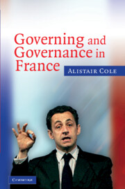Governing and Governance in France