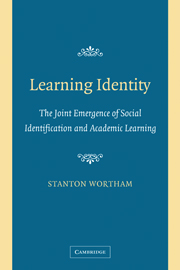 Learning Identity