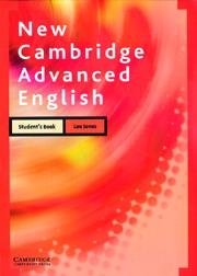 New Cambridge Advanced English