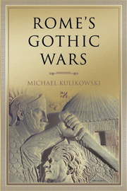 Rome's Gothic Wars