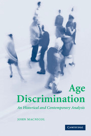 Age Discrimination: An Historical and Contemporary Analysis cover image
