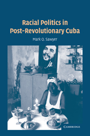 Racial Politics in Post-Revolutionary Cuba