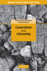 Corporations and Citizenship