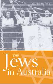 The Jews in Australia