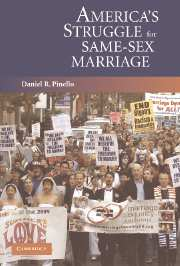 America's Struggle for Same-Sex Marriage