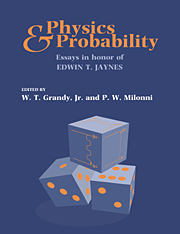 Physics and Probability