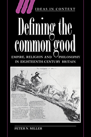 Defining the Common Good