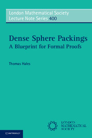 Dense Sphere Packings