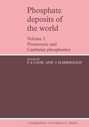 Phosphate Deposits of the World