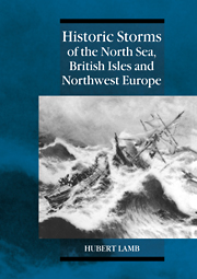 Historic Storms of the North Sea, British Isles and Northwest Europe