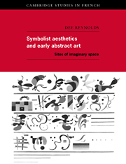 Symbolist Aesthetics and Early Abstract Art