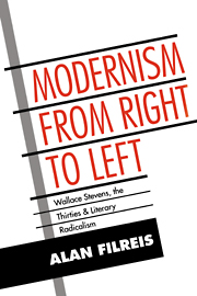 Modernism from Right to Left