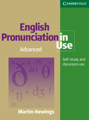 English Pronunciation in Use Advanced