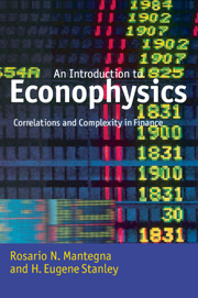 Introduction to Econophysics