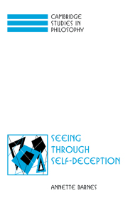 Seeing through Self-Deception