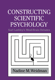 Constructing Scientific Psychology