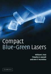 Compact Blue-Green Lasers