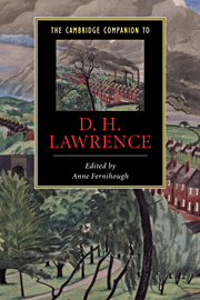 The Cambridge Companion to D. H. Lawrence