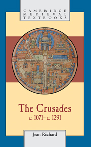The Crusades, c.1071–c.1291