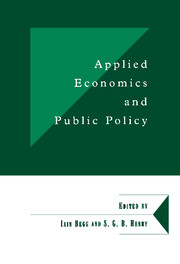 Applied Economics and Public Policy