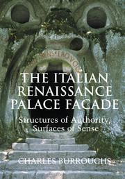 The Italian Renaissance Palace Façade