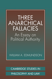 Three Anarchical Fallacies