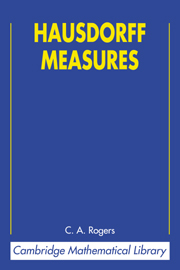 Hausdorff Measures