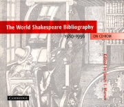 The World Shakespeare Bibliography on CD-ROM 1980–1996