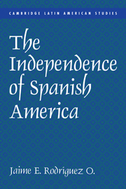 The Independence of Spanish America