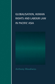 Globalisation, Human Rights and Labour Law in Pacific Asia