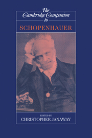The Cambridge Companion to Schopenhauer